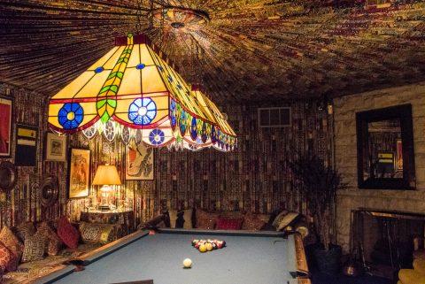 Pool room, Graceland, Memphis