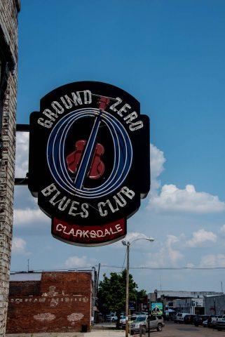 Ground Zero Blues Club, Clarksdale, Mississippi