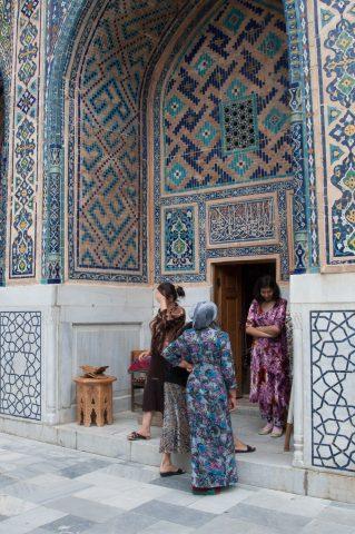 Ulug Beg Madrassah, Samarkand