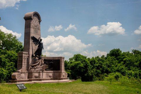 Missouri Memorial, Vicksburg Military Park, Miss