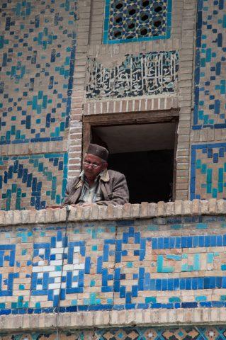 Mullah, Tillya-Kari Madrassah, Samarkand