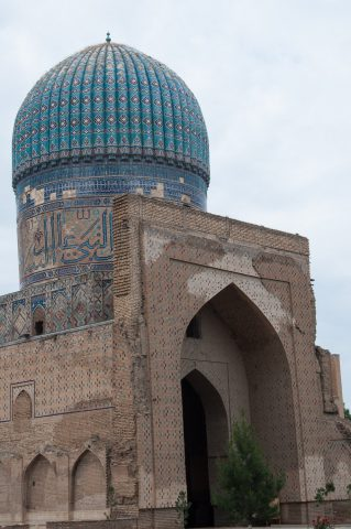 Bibi Khanum Mosque, Samarkand