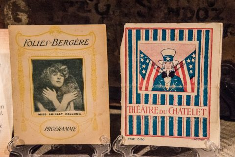 Paris attractions 1919, Museum. Baton Rouge
