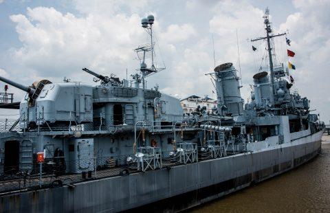 USS Kidd, Baton Rouge  Baton Rouge