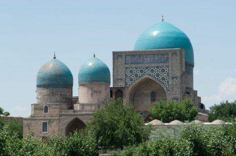 Khazreti Iman, Shakhrisabz