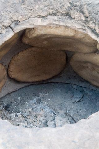 Bread oven, near Shakhrisabz