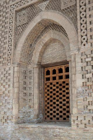 Ismael Samani Mausoleum, Bukhara