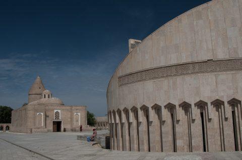 Chashma-Aub mausoleum, Bukhara