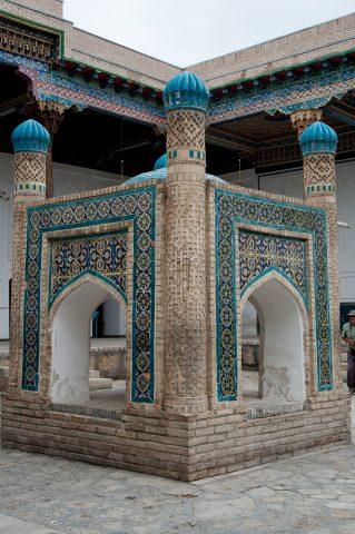 Tomb of Nakhshbandi, Bakhauddin Nakhshbandi Ensemble, Bukhara