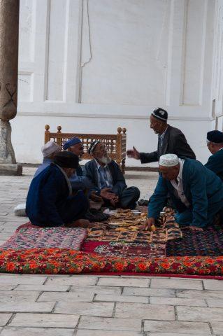 Mullahs, Bakhauddin Nakhshbandi Ensemble, Bukhara
