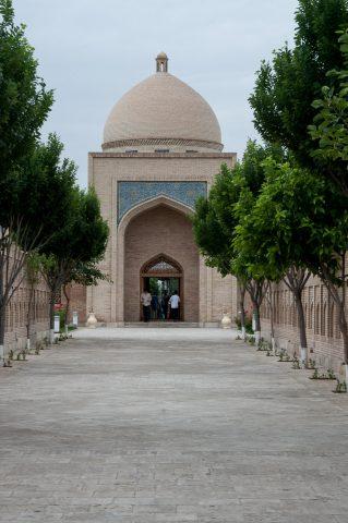 Bakhauddin Nakhshbandi Ensemble, Bukhara
