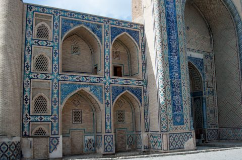 Mir-i-Arab Madrassah, Bukhara