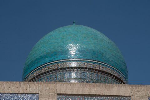 Kalon Juma Mosque, Bukhara
