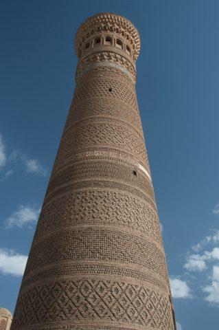 Kalon Mineret, Bukhara
