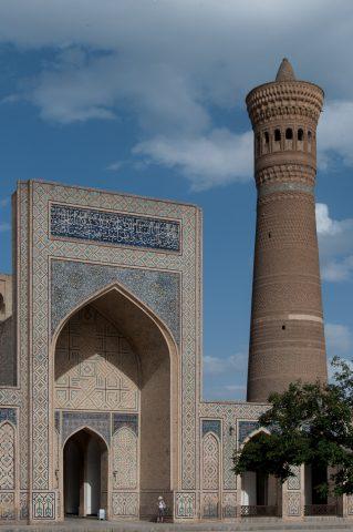 Kalon Mineret and Mosque, Bukhara