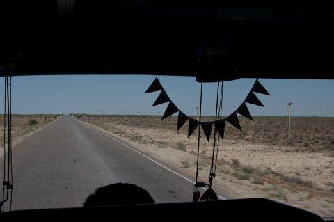 Desert Silk Road