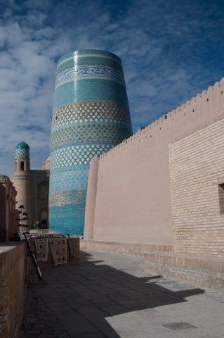 Kalta Minor mineret, Khiva