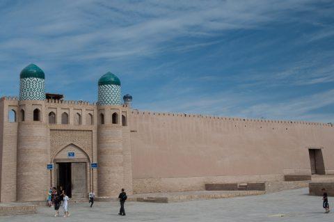 Kukhna Ark,  Khiva