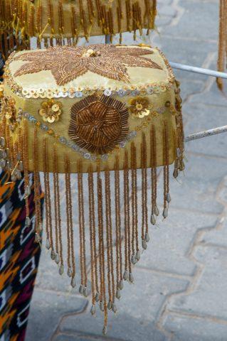 Wedding hat, Khiva