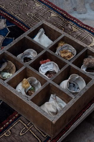 Dyes for wool, Khiva
