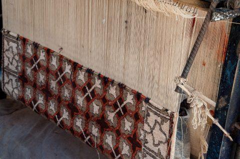 WEaving, Khiva