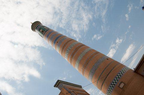 Pakhlavan Mahmoud Mausoleum, Khiva