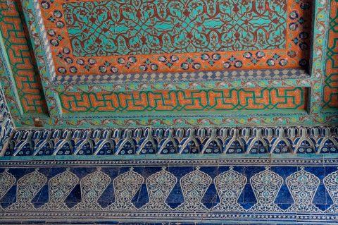 Juma Mosque, Khiva