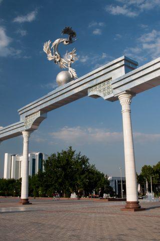 Independence Square, Tashkent