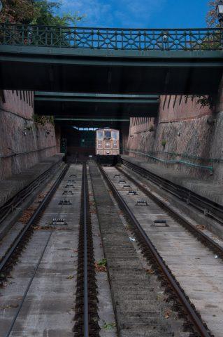 Underground, Budapest