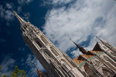 St Mathias Church, Buda