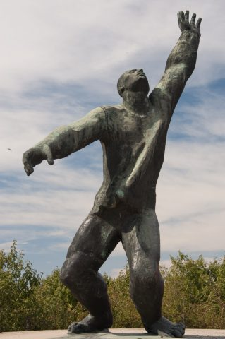 Monument to Martyrs of the Counter Revolution, Memento Park, Bud