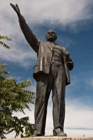 Lenin statue, Memento Park, Budapest
