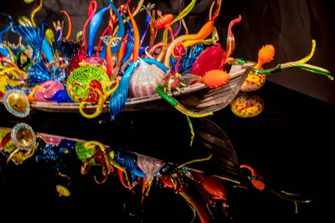 Chihuly Glass & Garden, Seattle