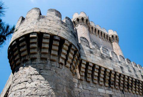 Mardakan Castle, Abseron Peninsula, Baku