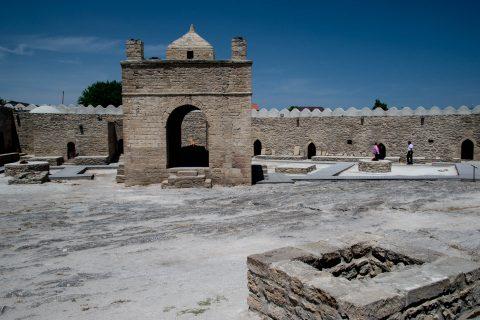 Suraxani Fire Temple, Abseron Peninsula