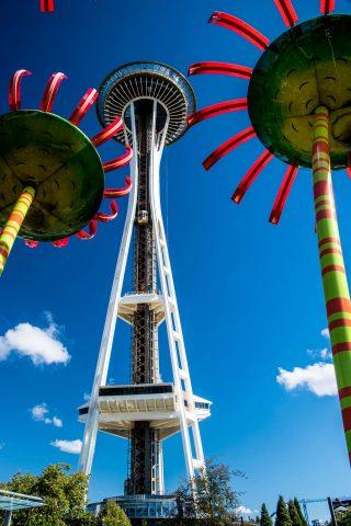Space Needle, Seattle Centre, Seattle
