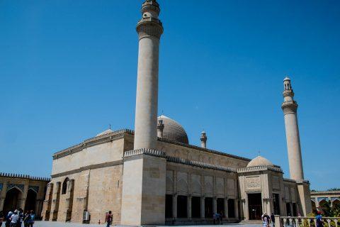 Juma Mosque, Shamakhi