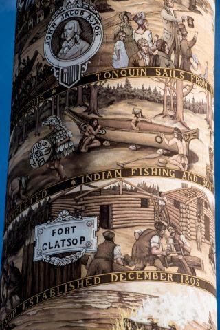 Astoria Column, Astoria