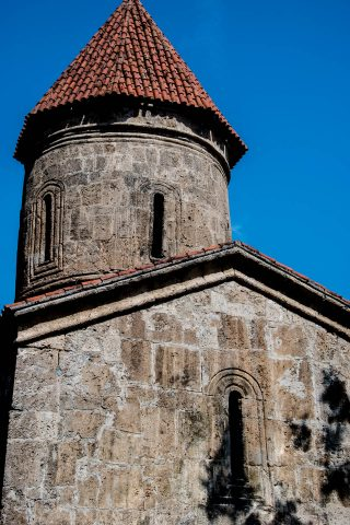 Kish Albania church, Sheki