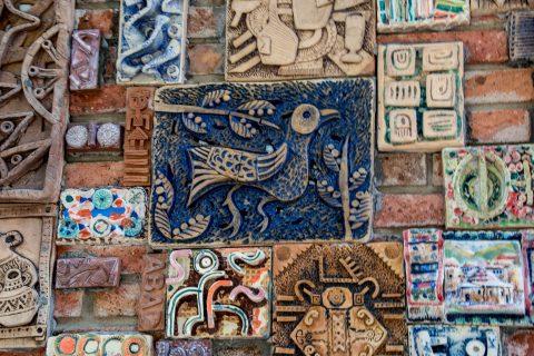 Tiles, Sheki