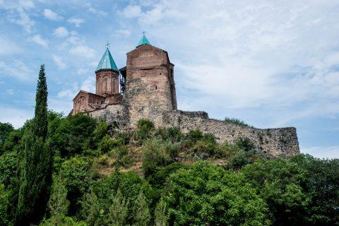 Grami fortress, near Telavi