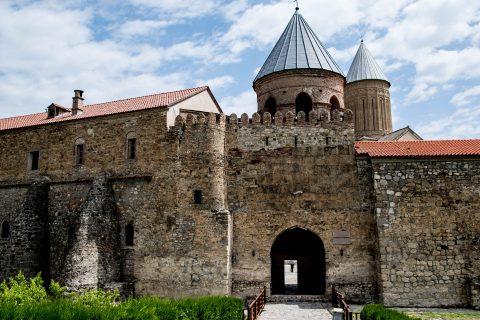 Alaverdi Cathedral complex, near Telavi