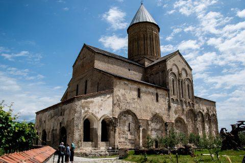 Alaverdi Cathedral, near Telavi