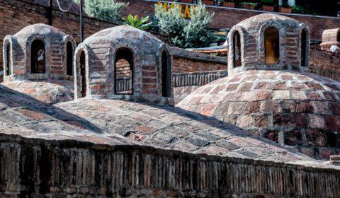 Orbeliano baths, Tbilisi