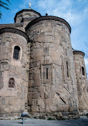Metekhi Church, Tbilisi