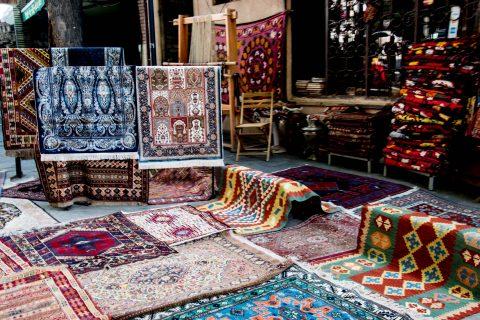 Carpet shop, Tbilisi