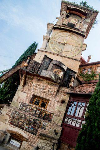Clock Tower, Tbilisi