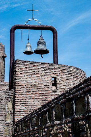 Narikala Fortress walls, Tbilisi