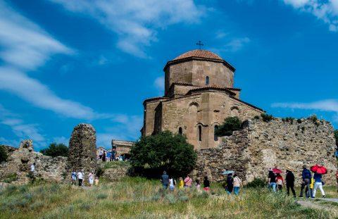 Jvari Church, near Mtskheta