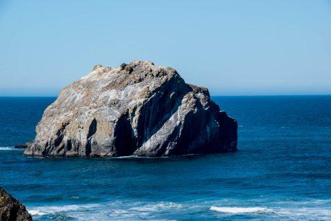 Face Rock. Bandon, Oregon